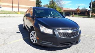 Used 2011 Chevrolet Cruze 4dr Sdn LS+ w/1SB for sale in Mississauga, ON