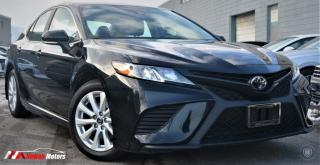 Used 2019 Toyota Camry SE FULLY LOADED w/HEATED SEATS/KEYLESS ENTRY/BLUETOOTH for sale in Brampton, ON