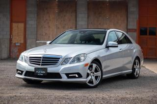 Used 2011 Mercedes-Benz E-Class E350 Sedan 4MATIC AS-IS - NO ACCIDENTS for sale in St. Catharines, ON