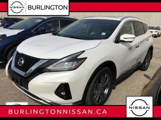 New 2020 Nissan Murano Platinum for sale in Burlington, ON