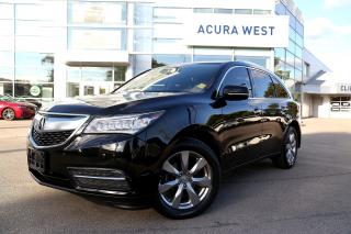 Used 2015 Acura MDX Elite Package New Tires, Warranty for sale in London, ON