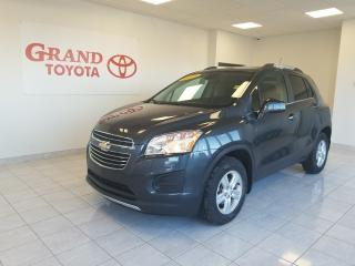 Used 2016 Chevrolet Trax LT AWD for sale in Grand Falls-Windsor, NL