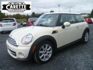 Used 2011 MINI Cooper for sale in East broughton, QC