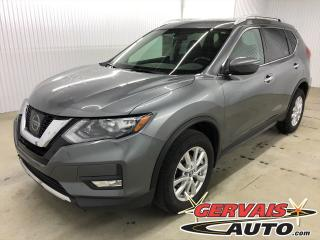 Used 2017 Nissan Rogue SV AWD MAGS CAMÉRA BLUETOOTH SIÈGES CHAUFFANTS for sale in Trois-Rivières, QC