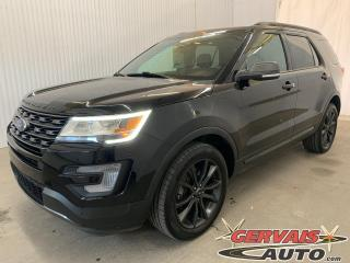 Used 2017 Ford Explorer XLT Sport AWD Cuir/Suède Toit Panoramique MAGS for sale in Shawinigan, QC