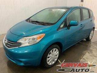 Used 2014 Nissan Versa Note SV A/C Bluetooth Automatique *Bas Kilométrage* for sale in Shawinigan, QC