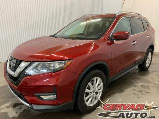 Used 2018 Nissan Rogue SV AWD Mags Caméra de recul Sièges chauffants for sale in Trois-Rivières, QC