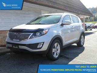 Used 2011 Kia Sportage EX for sale in Coquitlam, BC