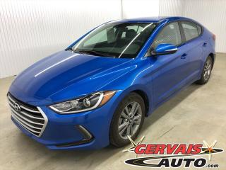 Used 2018 Hyundai Elantra GL MAGS CAMÉRA BLUETOOTH SIÈGES CHAUFFANTS for sale in Shawinigan, QC