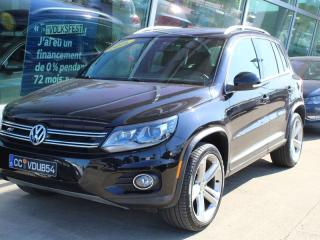 Used 2016 Volkswagen Tiguan HIGHLINE,R-LINE,CUIR,TOIT PANO, MAGS 18 PO, APP CO for sale in Lasalle, QC