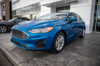 Used 2019 Ford Fusion SE Ford Co-Pilot 360, Heated Front Seats, Lane Keeping, BLIS, Nav, Fordpass Connect, Sync3 for sale in Okotoks, AB