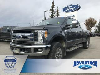 Used 2017 Ford F-350 XLT Clean Carfax - Heated Seats for sale in Calgary, AB