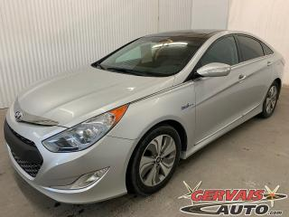 Used 2013 Hyundai Sonata Hybride Limited Technology Cuir Toit Panoramique MAGS for sale in Trois-Rivières, QC