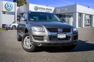 Used 2010 Volkswagen Touareg TDI Comfortline <b>*LEATHER* *SUNROOF* *DIESEL* *NAVIGATION*  *HEATED SEATS*  *PARKING SENSORS*<b> for sale in Surrey, BC