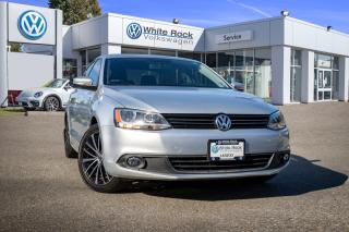 Used 2014 Volkswagen Jetta 2.0 TDI Highline <b>*0% FINANCING UP TO 60 MONTHS* *6 SPEED MANUAL* *LEATHER* *SUNROOF* *DIESEL*<b> for sale in Surrey, BC