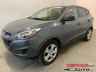 Used 2015 Hyundai Tucson GL A/C Sièges chauffants Bluetooth *Bas Kilométrage* for sale in Trois-Rivières, QC