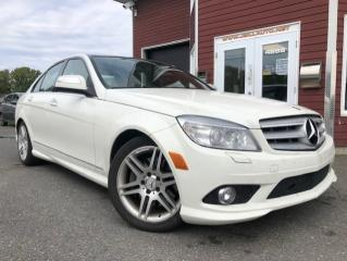 Used 2008 Mercedes-Benz C350 Berline 4 portes 3,5 L 4MATIC for sale in Drummondville, QC