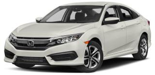 Used 2017 Honda Civic LX APPLE CARPLAY™ & ANDROID AUTO™ | ECON MODE | HEATED FRONT SEATS for sale in Cambridge, ON