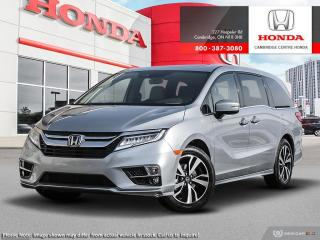 Used 2020 Honda Odyssey Touring TOURING for sale in Cambridge, ON