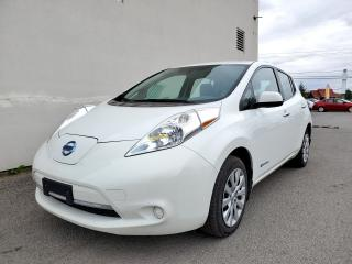 Used 2015 Nissan Leaf SV BLUETOOTH *SIÈGES CHAUFFANTS* for sale in St-Jérôme, QC