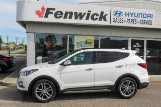 Used 2017 Hyundai Santa Fe Sport AWD 2.0T SE for sale in Sarnia, ON