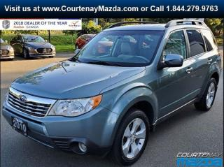 Used 2010 Subaru Forester 2.5 X Sport Tech at for sale in Courtenay, BC