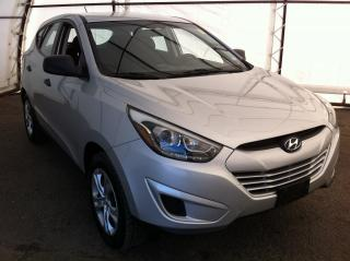 Used 2014 Hyundai Tucson GL HEATED SEATS, HANDSFREE CALLING, POWER WINDOWS/LOCKS/MIRRORS, AIR CONDITIONING for sale in Ottawa, ON
