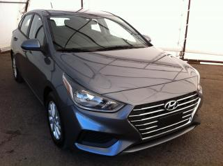 Used 2019 Hyundai Accent ESSENTIAL REVERSE CAMERA, HEATED SEATS, TOUCHSCREEN, ALUMINUM WHEELS for sale in Ottawa, ON