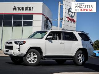 Used 2017 Toyota 4Runner SR5 - 1 OWNER|NAVI|BLUETOOTH|BACKUP CAMERA for sale in Ancaster, ON