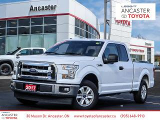 Used 2017 Ford F-150 XLT - EXTENDED CAB|BLUETOOTH||KEYLESS|ALLOY|FOGLIGHTS for sale in Ancaster, ON