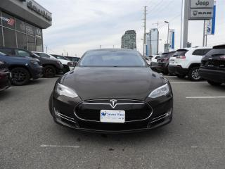 Used 2014 Tesla Model S NAVI/LEATHER/PANORAMIC SUNROOF for sale in Concord, ON