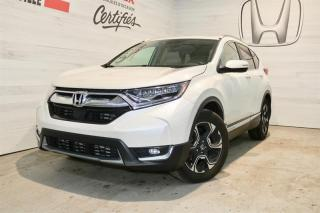 Used 2017 Honda CR-V Touring AWD for sale in Blainville, QC