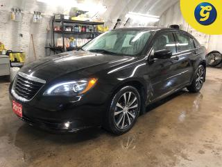 Used 2013 Chrysler 200 Remote start * V6 * Auto projection headlights and fog lights * Telescopic/tilt steering * Heated mirrors * Power drivers seat * Heated front seats * for sale in Cambridge, ON