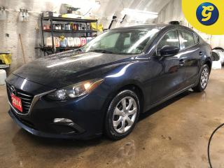 Used 2014 Mazda MAZDA3 Push button ignition * Phone connect * Heated front seats * Hands free steering wheel controls * Push button ignition * Keyless entry * Telescopic/til for sale in Cambridge, ON