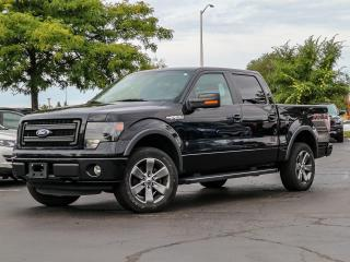 Used 2014 Ford F-150 FX4 for sale in Burlington, ON