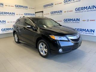 Used 2014 Acura RDX Tech AWD- TOIT OUVRANT- CUIT- GPS- DÉM. À DISTANCE for sale in St-Raymond, QC