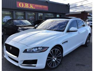 Used 2016 Jaguar XF AWD-NAVIGATION-TOIT OUVRANT-CAM DE RECUL- for sale in Laval, QC