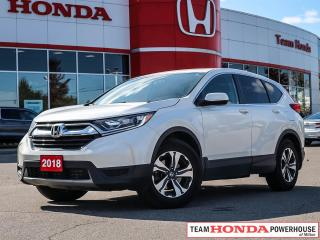 Used 2018 Honda CR-V LX for sale in Milton, ON