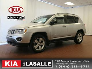 Used 2011 Jeep Compass North // 4 X 4 // Cruise // A/C // Gr. Electrique for sale in Montréal, QC