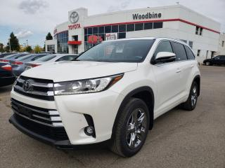 Used 2019 Toyota Highlander LIMITED  for sale in Etobicoke, ON