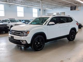 Used 2018 Volkswagen Atlas EXECLINE/LANE KEEP ASSIST/BLIND SPOT ASSIST/DRIVER ASSIST! for sale in Toronto, ON