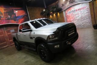 Used 2017 RAM 2500 Power Wagon - 6.4L, Htd Wheel & Seats, R.Start!! for sale in Winnipeg, MB