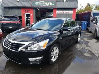 Used 2013 Nissan Altima 4dr Sdn I4 CVT 2.5 for sale in Lemoyne, QC