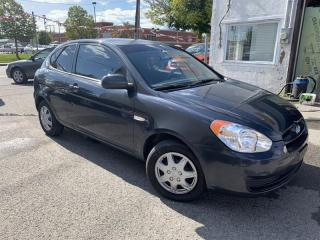 Used 2011 Hyundai Accent for sale in Pointe-Aux-Trembles, QC