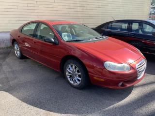 Used 2004 Chrysler Concorde for sale in Pointe-Aux-Trembles, QC