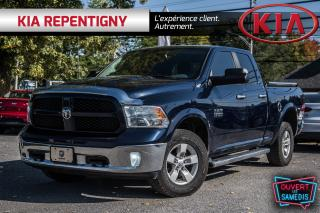 Used 2014 Dodge Ram 1500 OUTDOORSMAN DIESEL 4X4 QUAD CAB BAS KM !!! for sale in Repentigny, QC