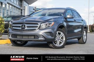 Used 2015 Mercedes-Benz GLA **GLA 250 4MATIC** **TRES PROPRE**AWD**BANCS CHAUFFANTS**BANCS MEMOIRE**CAMERA RECUL** for sale in Montréal, QC