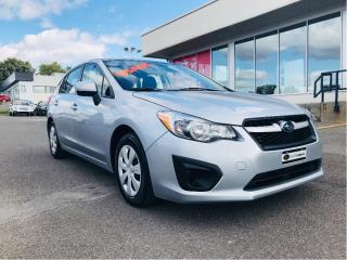 Used 2013 Subaru Impreza 2.0i manuel ,5 portes for sale in Lévis, QC