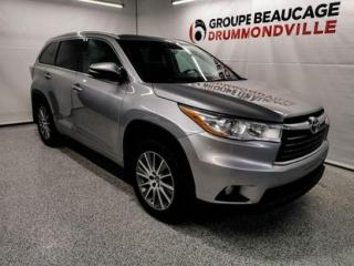 Used 2016 Toyota Highlander XLE for sale in Drummondville, QC