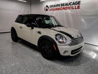Used 2013 MINI Cooper for sale in Drummondville, QC
